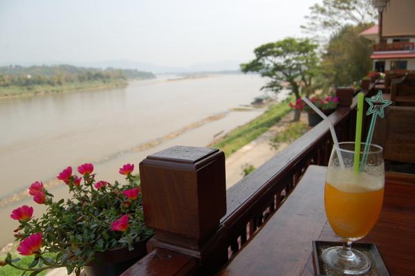 Watching the Mekong