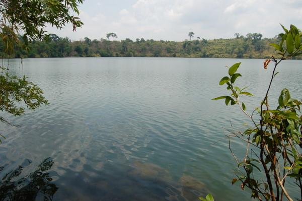 Yeak Laom volcanic lake