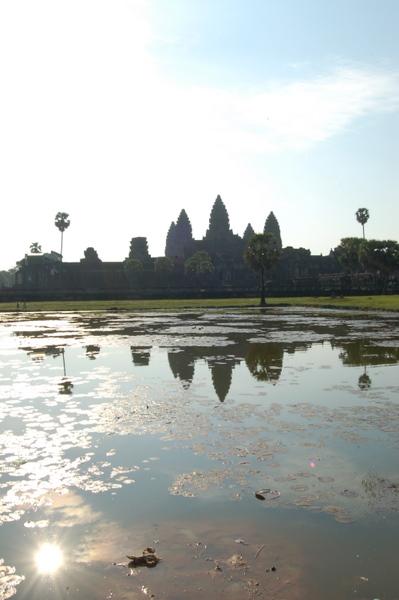 The obligatory Angkor Wat shot